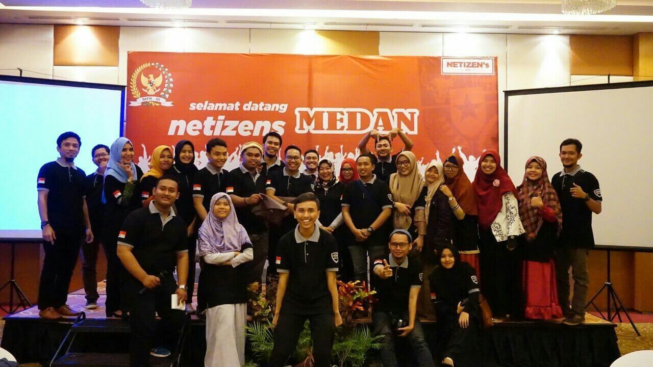 Blogger Medan Ngobrol Bareng MPR RI