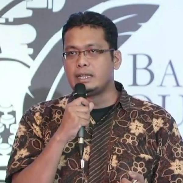 Agoez Perdana Ketua AJI Medan