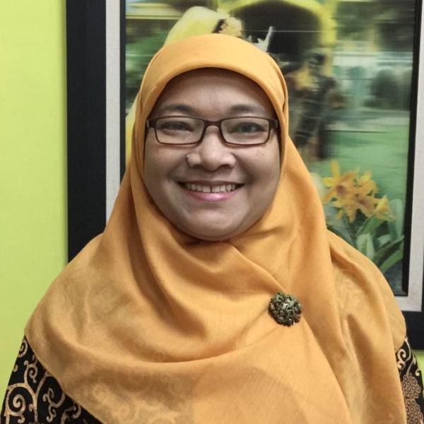 Sri Eni Purnamawati Direktur Eksekutif Yayasan KKSP
