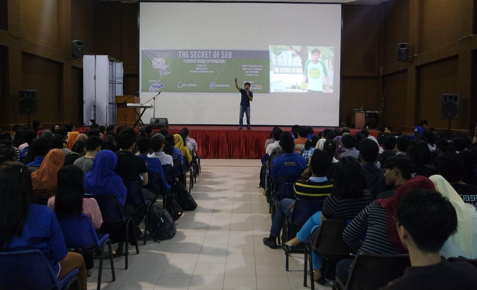 Seminar SEO
