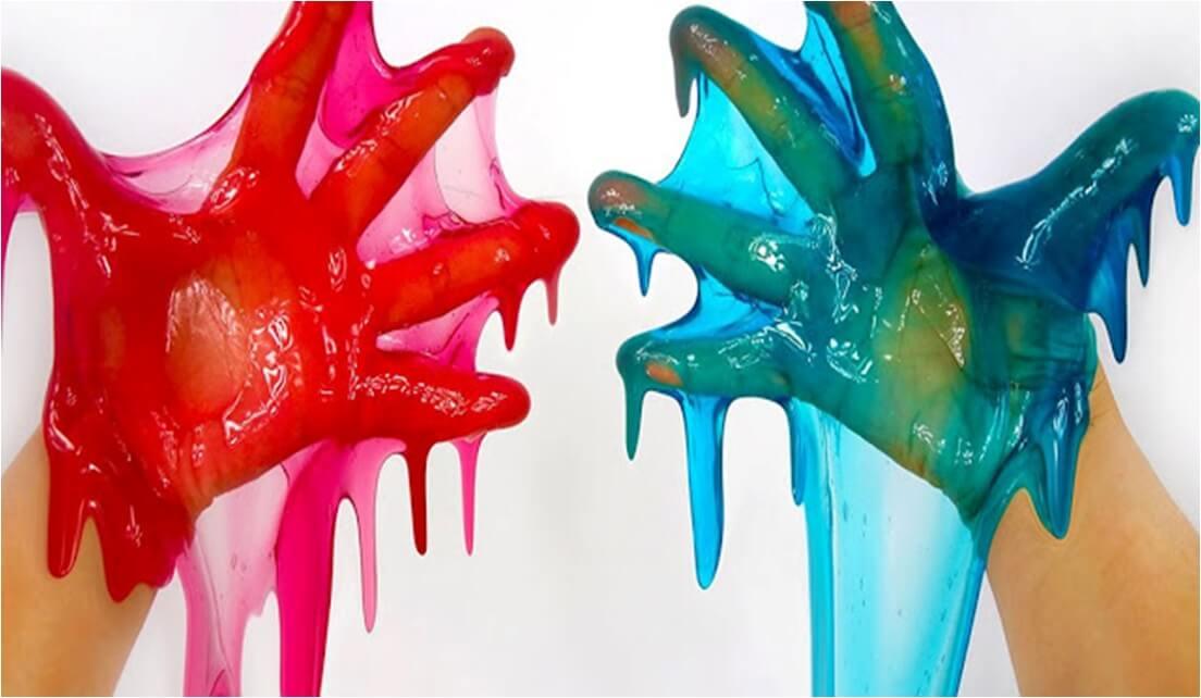 Cara Membuat Slime Dengan Mudah Yang Aman Untuk Anak