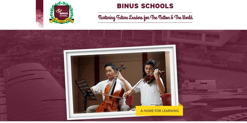 Binus Schools
