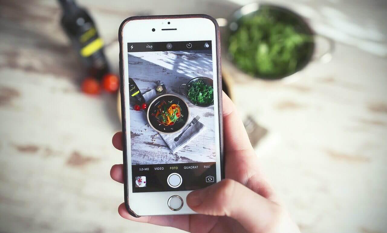 Cara Foto Makanan Food Blogger