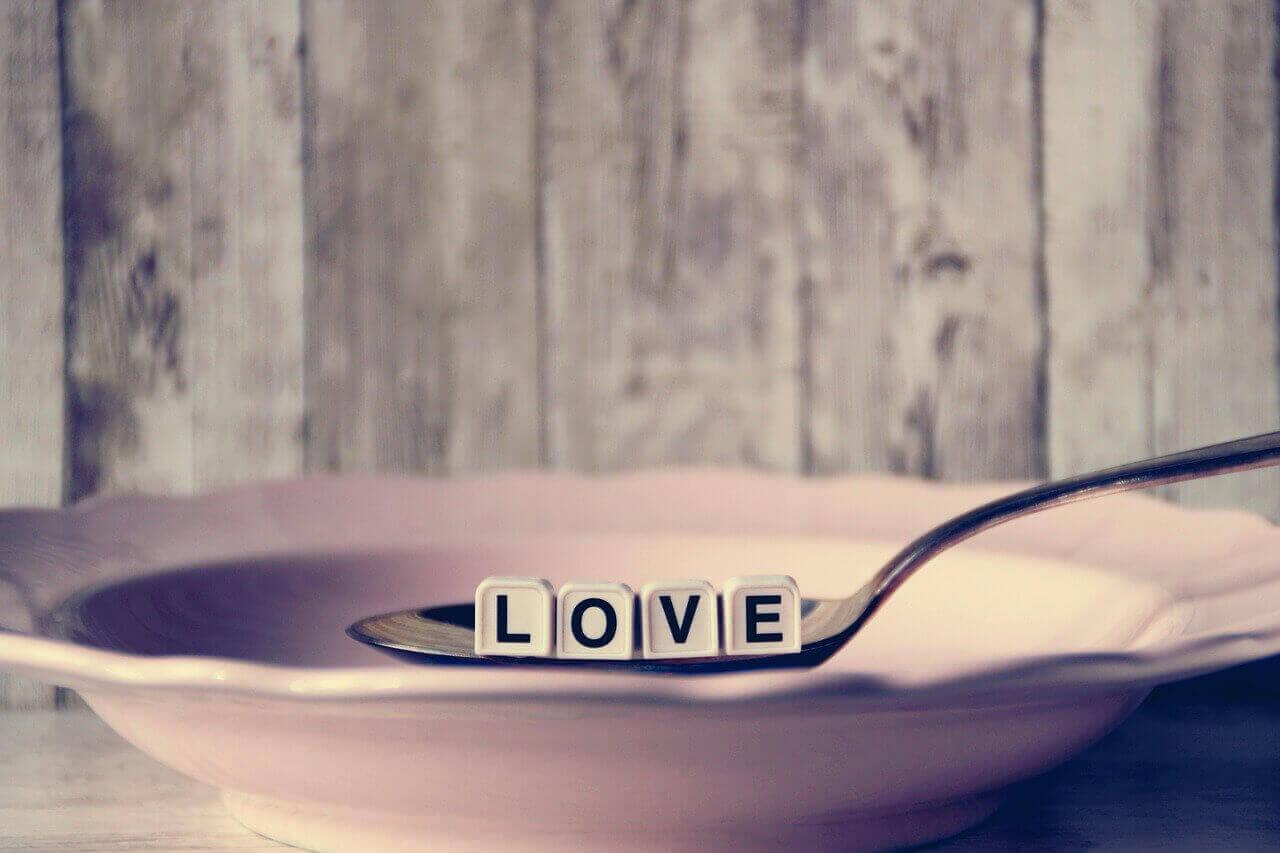 Niat Cinta Dan Passion Kuliner