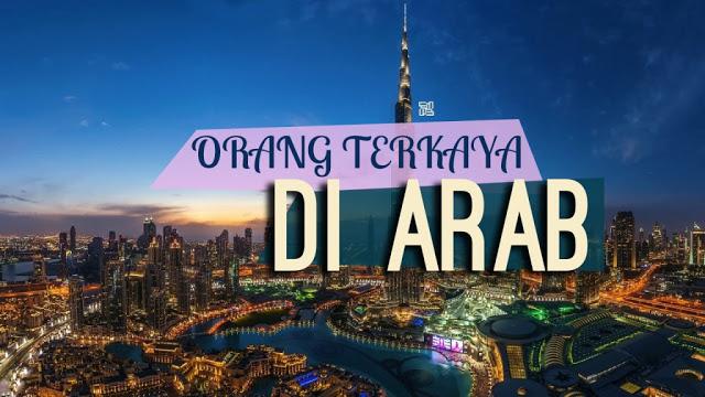 Orang Terkaya di Arab