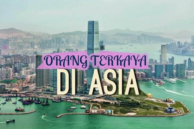 Orang Terkaya di Asia