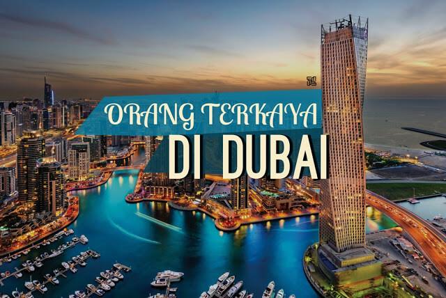 Orang Terkaya di Dubai