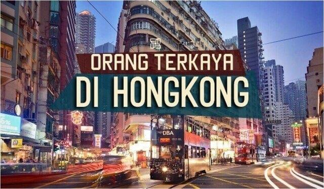 Orang Terkaya di Hongkong