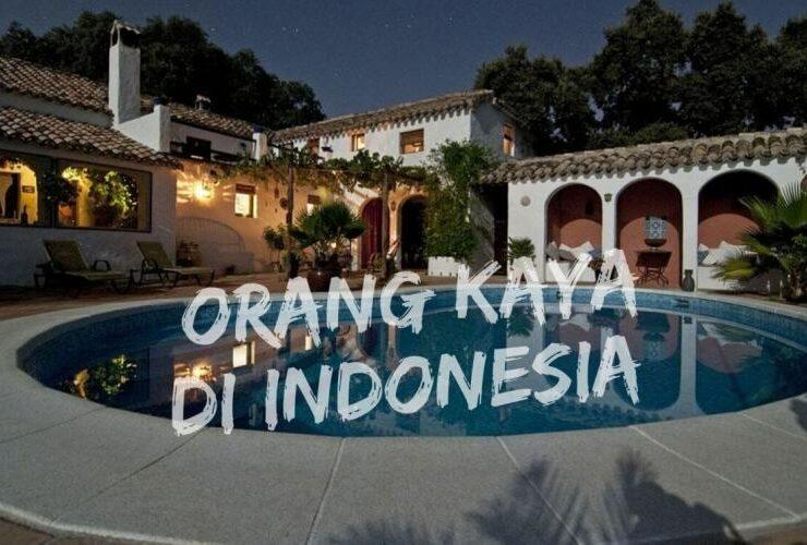 Orang Kaya di Indonesia