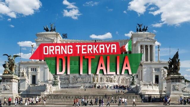 Orang Terkaya di Italia
