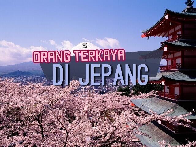 Orang Terkaya di Jepang