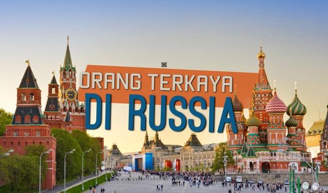 Orang Terkaya di Rusia
