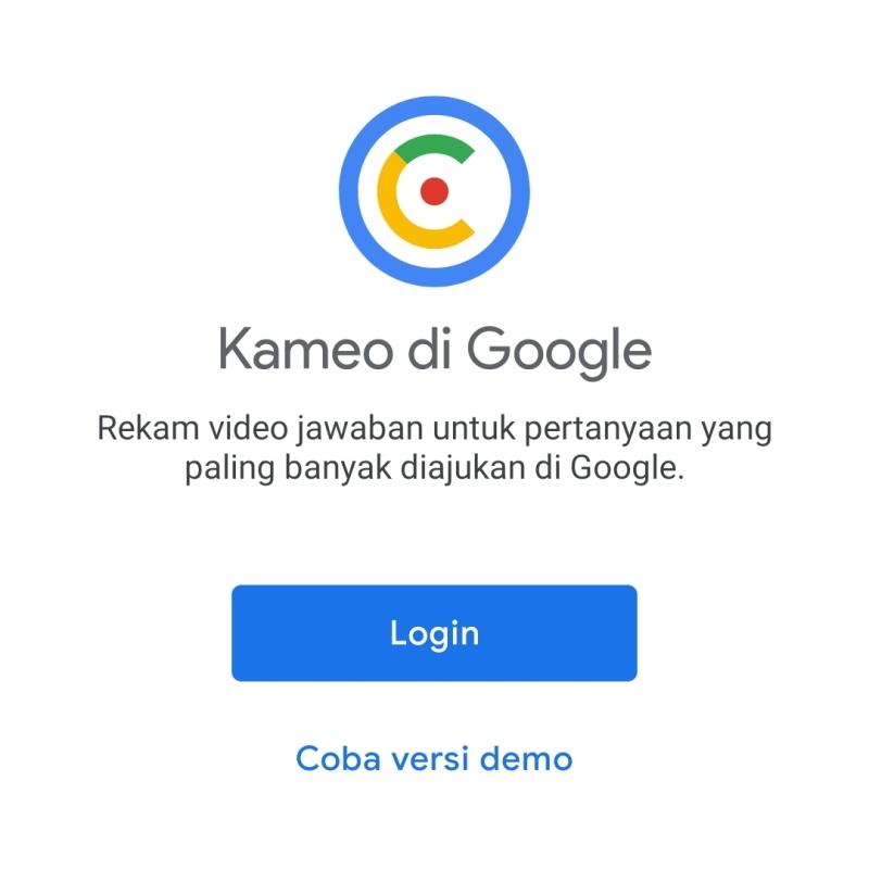 Cameo di Google