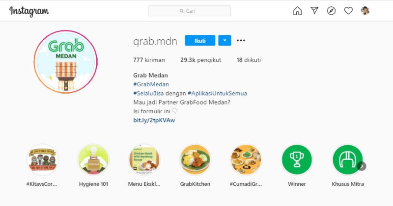 Grab Medan