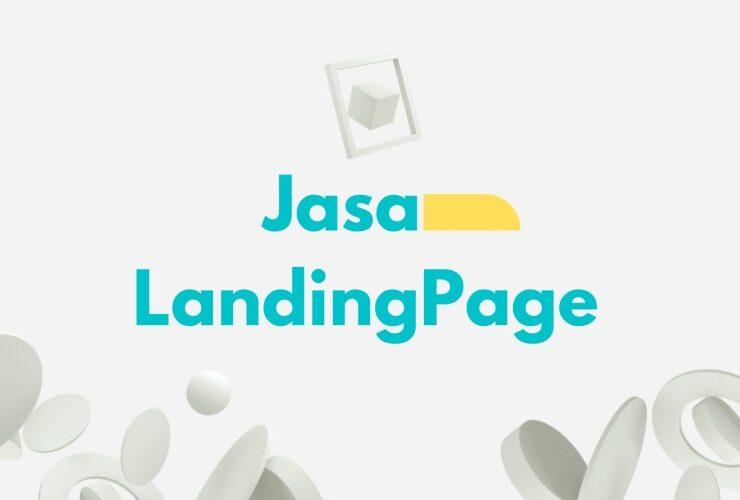 Jasa Pembuatan Landing Page