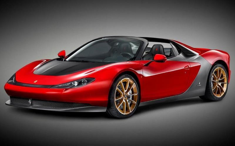 Pininfarina Sergio Ferrari