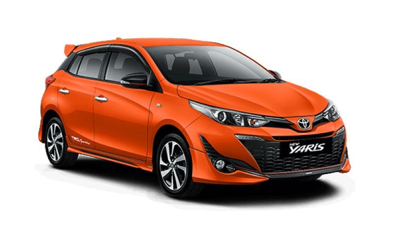 Toyota Yaris, Mobil Untuk Wanita