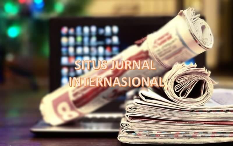Situs Jurnal Internasional Gratis dan Diakui Dikti